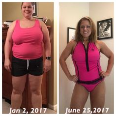 "If your jaw dropped when you see this...you're not alone! Ours did too! We're so proud of Kelly & how far she's come! Down 55.1 pounds & feelin' confident! ""I've been an IdealShape customer for a while but it wasn't until this past January that I finally changed my eating habits completely. IdealShakes and IdealBoost have really helped me. I usually drink two Boosts during the day and have small, healthy meals every 2-3 hours. Then after my 6 year old goes to bed, I make a shake to enjoy as"