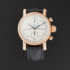 Chronoswiss Sirius Chronograph Retrograde Automatic // CH-7541BR // Store Display