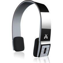 Lightweight Bluetooth headphones (Jaybird SB2).