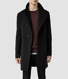 AllSaints Canada Mens New Arrivals | Spring Summer 2014 Collection