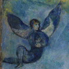 Marc Chagall: La Virgen de la aldea, 1938-1942