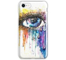 iPhone Case/Skin Now that's the true meaning of an eye phone !!!