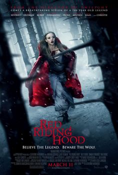 Red Riding Hood (2011) 血紅帽