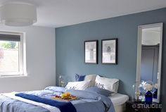 Binnenkijken in ... een Master Bedroom in Modern Klassieke Stijl na STIJLIDEE Interieuradvies, Kleuradvies en Styling via www.stijlidee.nl