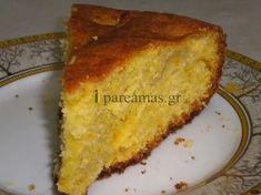 Φανταστικό κέικ καρότου και μπανάνας χωρίς αυγά! Cooking Cake, Cooking Recipes, Meals Without Meat, Greek Desserts, Brownie Cake, Brownies, Vegan Cake, Coffee Cake, Sweet Recipes