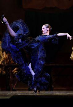 "Sarah Van Patten as Mercedes in San Francisco Ballet's ""Don Quixote,"" onstage Jan 25–Feb 2, 2019 // © Erik Tomasson"