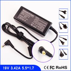 19V 3.42A Laptop Ac Adapter Charger/Power Supply+Cord For Acer TravelMate 526 527 528 529 530 531 532 533 534 540 541 4153 4502 #Affiliate