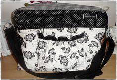 s/w Retro, Bunt, Diaper Bag, Lunch Box, Vintage, Fashion, Moda, Fashion Styles, Diaper Bags