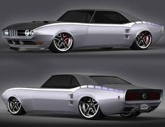 1968 Pontiac Forbird Butler Performance Online