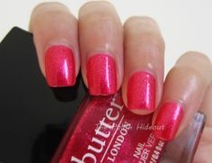 butter LONDON Lolly - Lolly Brights Summer 2014