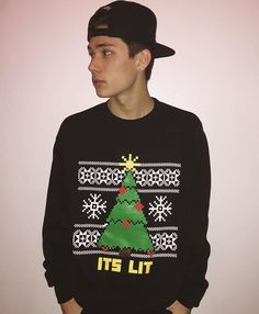 Carter Magcon Family, Magcon Boys, Carter Reynolds, Christmas Sweaters, Perfect People, Youtube, Fashion, Moda, Fashion Styles
