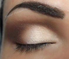 Super Presumida: Maquiagem para olhos pequenos passo a passo