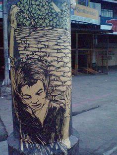 The Street Art of Brian Barrios