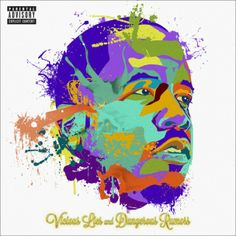 Lines [feat. ASAP Rocky and Phantogram] - Big Boi - (Vicious Lies and Dangerous Rumors)