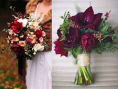 Beautiful bouquets!
