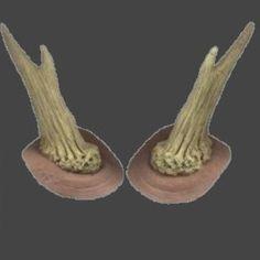 Antler Horns Prosthetics for fancydress, LRP, LARP