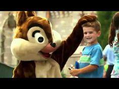 Disney World's Magic Kingdom! - Video