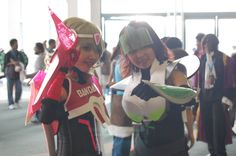 Yowza! Tiger & Bunny have never looked better.