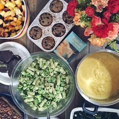 All of this with a side of unicorns. #goddessbrunch recipe ebook to come!