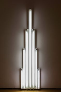 Dan Flavin | Life in Progress