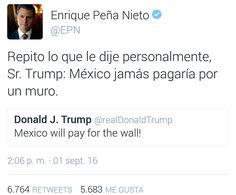 Entender razones de invitación de EPN a Trump: académico UPAEP