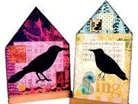 Bird House (3 hours) • Jane Davila