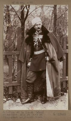 Surprisingly Fabulous Russian Army Fashions of the 1890s