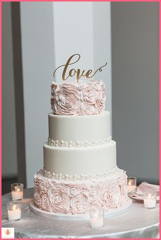 Kristy and Chris's wedding cake at Zhou B Art Center Photo by Jennifer Jackson Photography The post Kristy and Chris's wedding cake at Zhou B Art Cen… appeared first on Best Pins for Yours - Wedding Gown Blush Wedding Cakes, Elegant Wedding Cakes, Wedding Cake Designs, Our Wedding, Dream Wedding, Wedding Shoes, Purple Wedding, Trendy Wedding, Floral Wedding