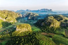 Cuba - The laid-back, rural nature of Valle de Viñales as well as its lush, dramatic geography has turned this slice of Pinar del Río into a major tourist destination.(Unseen Cuba / Marius Jovaisa)
