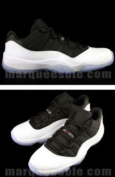 b3005e8e7bbb Air Jordan 11 Low White Black True Red Sneaker Release Date Air Jordan  Sneakers
