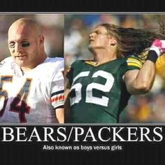 Bears vs Packers