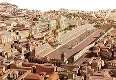 ... rome vadis al maximo english version rome studies roman screen savers