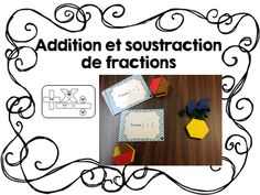 Addition fractions