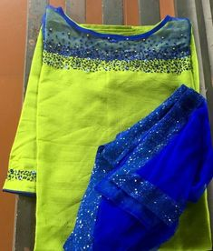 Baby crochet dress pattern colour 32 ideas for 2019 Kurta Neck Design, Churidar Neck Designs, Salwar Designs, Kurta Designs Women, Kurti Designs Party Wear, Dress Neck Designs, Designs For Dresses, Blouse Designs, Baby Bikini