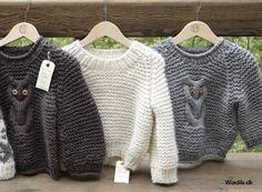 Gratis strikkeopskrifter - Wadils uld- og garnbutik i København og på nettet: bamsefutter-uld-tøj-garn-strikkepinde-strikkebøge
