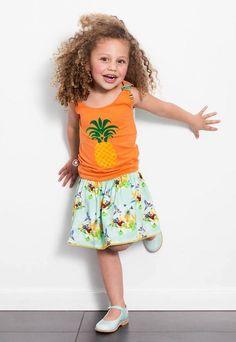 Moda infantil con personalidad y color de 4 Funky Flavours