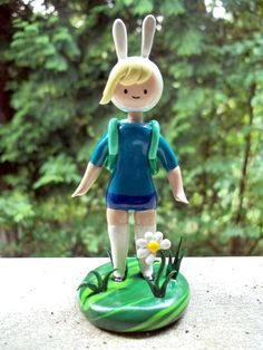 Fionna - adventure time. #HoradeAventuras