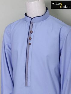Aizaz Zafar Eid-Ul-Azha Wear Shalwar Kameez Dresses 2014 for Men Gents Kurta Design, Boys Kurta Design, Kurta Pajama Men, Kurta Men, African Dresses Men, African Men Fashion, Latest Kurta Designs, Gents Suits, Mens Shalwar Kameez