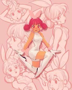 #character #doodle #illustration #concept #design super bunny