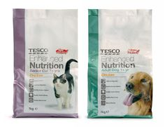 As a service from Tesco with a possible veterinary service we would include offers on buying food ... Every little helps