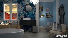 Roomstyler.com - blue light
