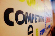La orele de CrossFit esti in competitie mai ales cu tine insuti. Ai rabdare cu tine si corpul tau, cunoaste-l cat mai bine si incepe sa-ti depasesti limitele! Mai, Crossfit, Company Logo, Logos, Columns, A Logo, Logo, Cross Fitness, Legos