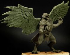 Mierce Miniatures is raising funds for Darklands: a World of War on Kickstarter! Darklands is a world of war and brutality without end, the world of darkness we inherited - and one that you can help bring to life! Bird People, World Of Darkness, Lost Soul, Action, Warhammer 40k, Avatar, The Outsiders, Lion Sculpture, Miniatures