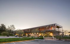 Crafton Hills College Public Safety & Allied Health Building Opens! | Yucaipa, California | Steinberg Architects | Photography by Nico Marques