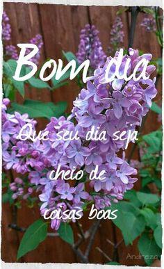 Que seu dia seja cheio de coisas boas! #carinho #afeto #bomdia