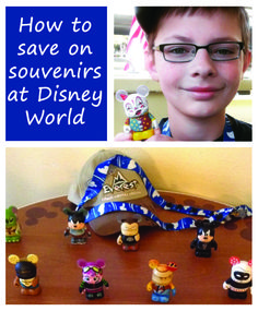 Getting souvenirs for everyone in the family from Disney World can add up, but luckily this savvy-solution doesn't have to break the bank!