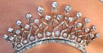 Queen Maud of Norway - Vifte tiara given to her by Queen Victoria for her 18th birthday
