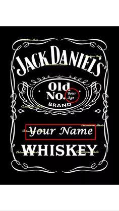 Jack daniels label bing images logos transfert vintage for Pochoir jack daniels