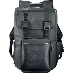 Disrupt™ Recycled Cargo Compu-Backpack