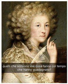 """Anton Hickel . """" Ritratto di Marie - Therese , principessa di Lamballe """""""